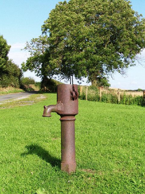 Allerby Village Pump