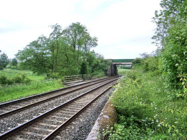 Carlisle to Maryport Train Line